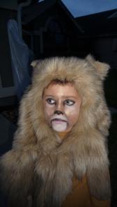 My Daddy Lion