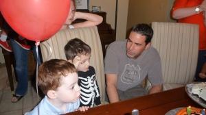 Daddy, Pierce and Frazer